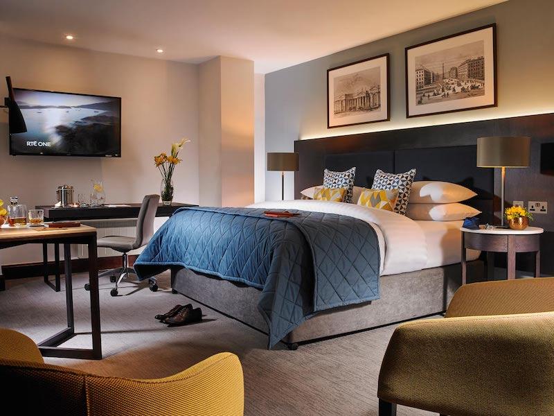Hotel na região do Temple Bar em Dublin