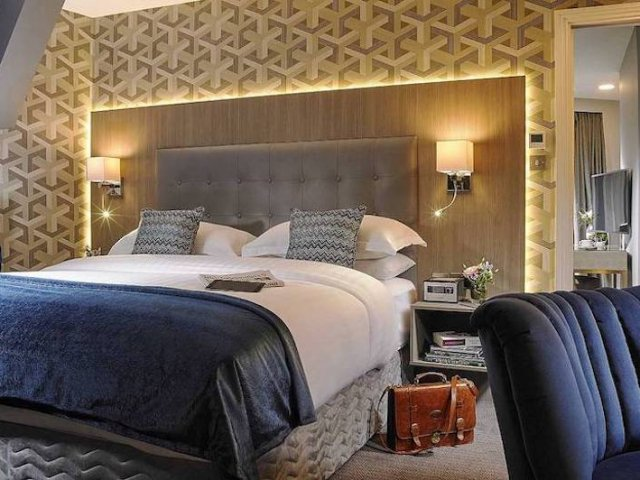 Hotéis bons e baratos em Dublin