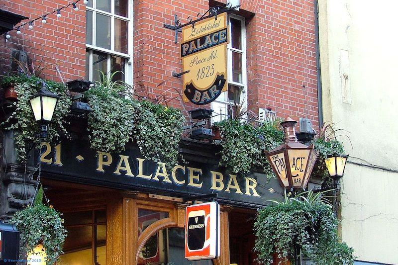 Melhores pubs em Dublin: The Palace
