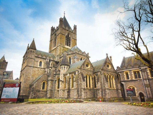 Catedral da Santíssima Trindade em Dublin