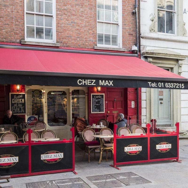 Restaurante Chez Max em Dublin