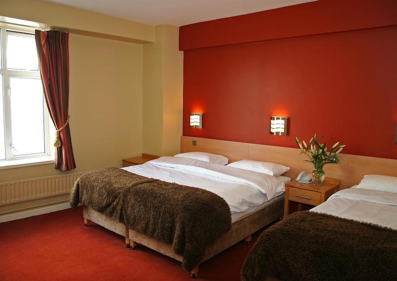 Harding Hotel em Dublin - quarto