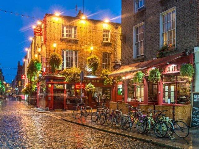 Dicas de hotéis na zona turística de Dublin