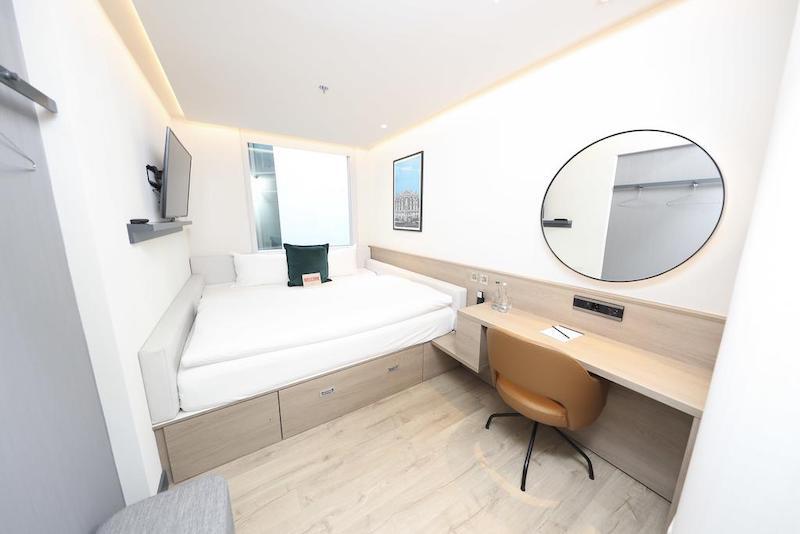 Marlin Hotel Dublin - quarto