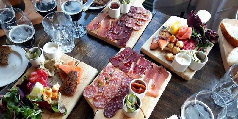 Onde comer em Dublin
