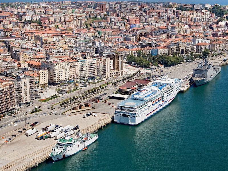 Confira como ir de ferry da Irlanda a Espanha